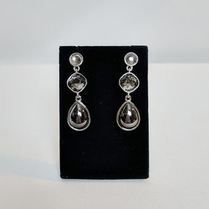 White House Black Market Dangle Earrings